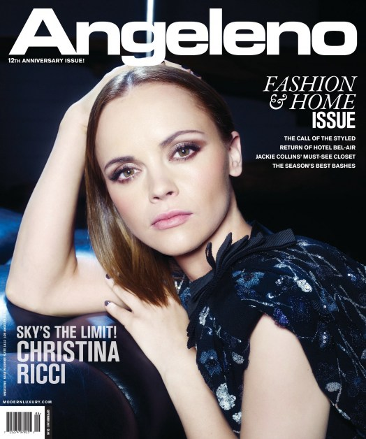 Angeleno The Belle Of Bel Air September 2011 Cover